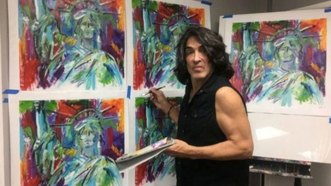 paul stanley wentworth art gallery announces collector event video trailer available. Black Bedroom Furniture Sets. Home Design Ideas