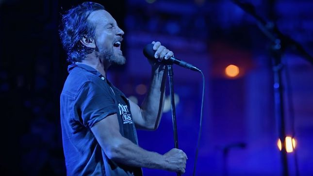 PEARL JAM To Release Gigaton Album In March; Announcement Video Streaming; North American Tour Announced