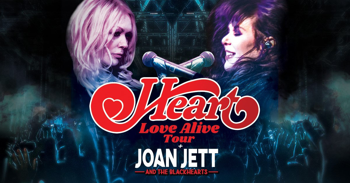 HEART's ANN And NANCY WILSON, ELLE KING Discuss Love Alive