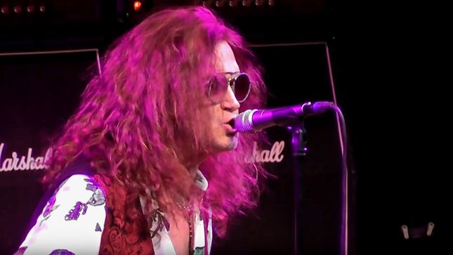 "GLENN HUGHES Talks DEEP PURPLE Live Tour – ""I Wanted To Recreate The Look, The Vibe, And The Sound"""