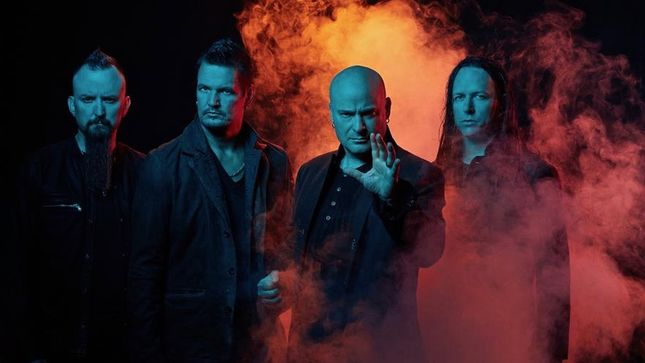 DISTURBED Announce Second Leg Of Evolution Tour; Select Dates Include Special Guests POP EVIL, IN THIS MOMENT