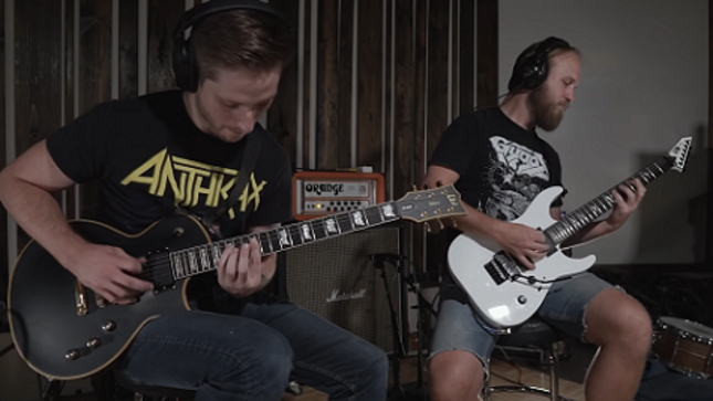 LIGHT THIS CITY Release Three New Guitar Playthrough Videos