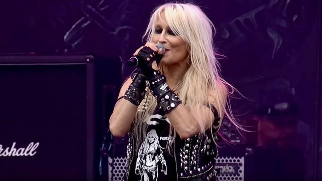 DORO's Backstage To Heaven EP Out Now; More Live Dates Confirmed For Fall 2019