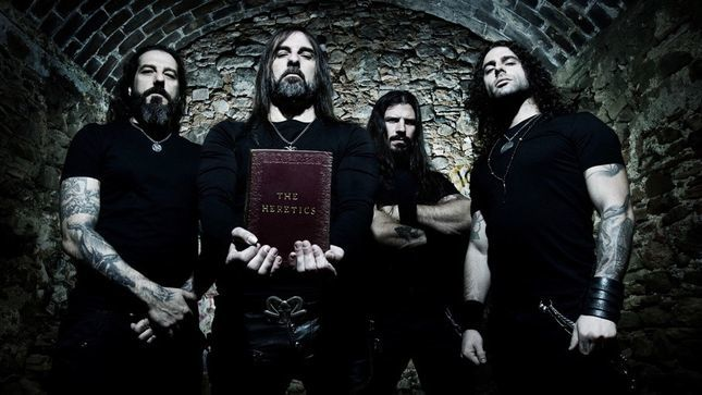 ROTTING CHRIST Frontman SAKIS TOLIS Talks Inspiration For The Heretics Album In New Trailer