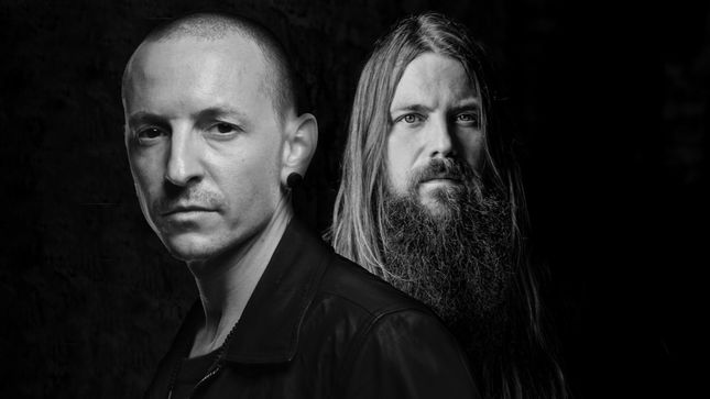 LAMB OF GOD Guitarist MARK MORTON Debuts Never-Before-Heard Track With CHESTER BENNINGTON; Lyric Video
