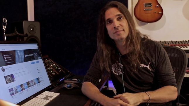 "MEGADETH Guitarist KIKO LOUREIRO Reacts To Online Covers Of His Songs - ""I'm Honoured"" (Video)"