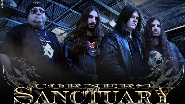 CORNERS OF SANCTUARY Begin Work On New Album; Offer Free Download