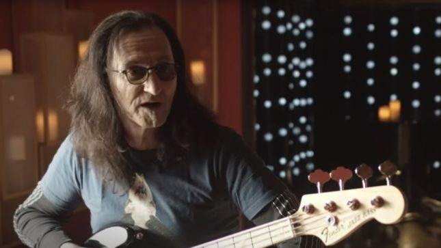 "RUSH Frontman GEDDY LEE - ""I Need To Get Back In Touch With The Musical Side Of Myself And See If There's Something That's Motivating Me"" (Audio)"
