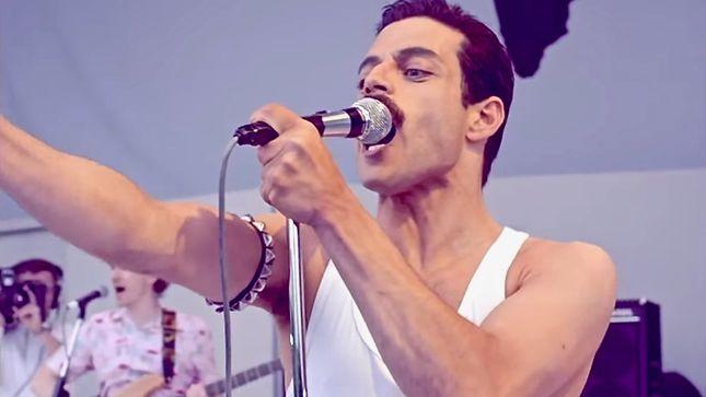 QUEEN - Sing-Along Showings Of Bohemian Rhapsody Film Begin Friday Across The Globe; Video Trailer