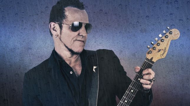 "GARY HOEY To Release Neon Highway Blues Album In March; Lyric Video For ""Under The Rug"" Featuring ERIC GALES Streaming"