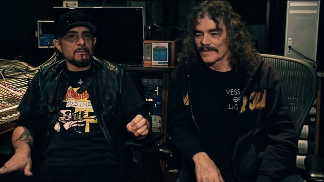 OVERKILL - Welcome To the Garden State Documentary Series, Part 2; Video