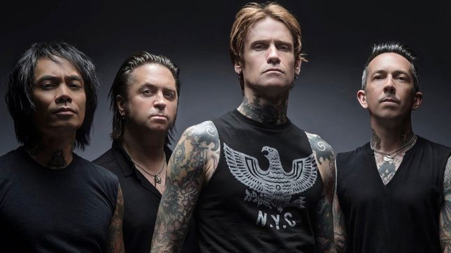 BUCKCHERRY Debuts Lyric Video For Title Track Of Upcoming Warpaint Album