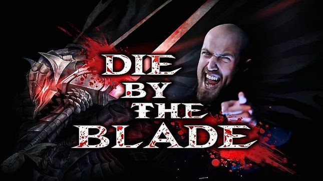 "BEAST IN BLACK Uploads Official Lyric Video For New Song ""Die By The Blade"""