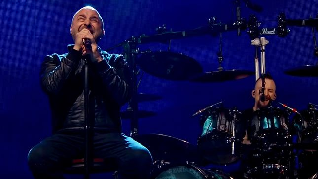 "DISTURBED Perform ""A Reason To Fight"" And ""Are You Ready"" On Jimmy Kimmel Live!; Video"