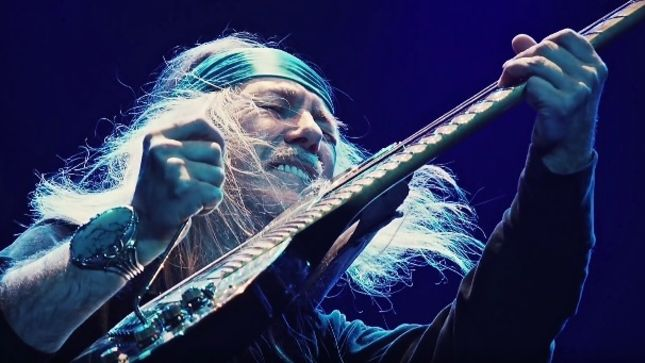 ULI JON ROTH To Be Joined by SCORPIONS Guitarist RUDOLF SCHENKER For Two Shows In Japan