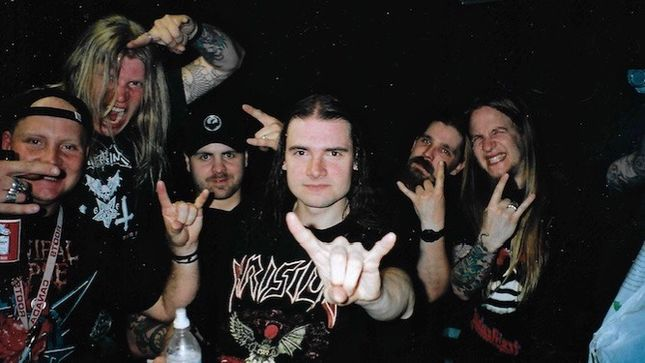 DISMEMBER Are Back!; Original Lineup Of Swedish Death Metal Legends To Perform At Scandinavia Deathfest 2019