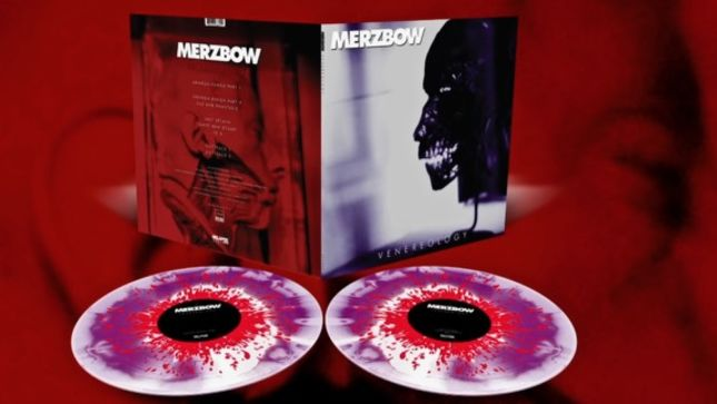 MERZBOW - 25th Anniversary Vinyl Edition Of Venereology (Remastered) Coming In March;