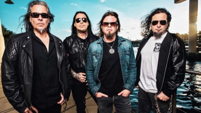 "QUEENSRŸCHE Frontman TODD LA TORRE - SCOTT ROCKENFIELD ""Just Wasn't Available"" To Play Drums On New Album, The Verdict"