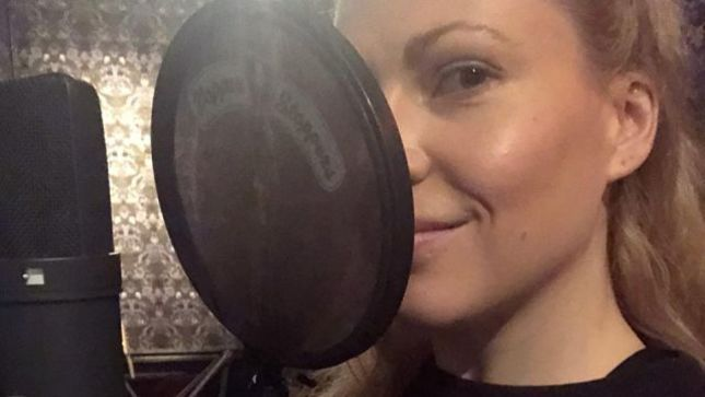 KOBRA AND THE LOTUS - Vocals For New Album Complete