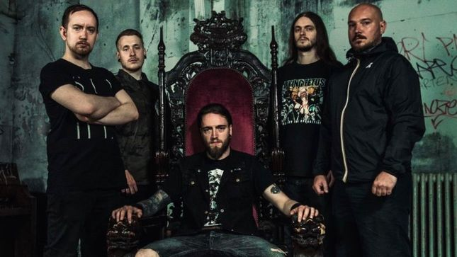 INGESTED Announce Extensive UK / Ireland Tour; Band Begins Recording New EP