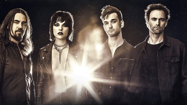 "HALESTORM To Mark 10th Anniversary Of Debut Album With ""Special Package"""