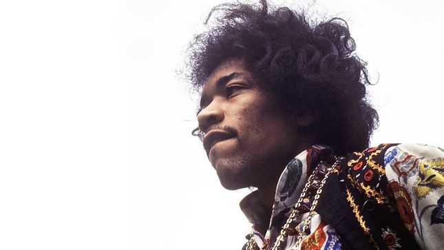 JIMI HENDRIX: Electric Church Documentary Heading To The Big Screen; Details Revealed