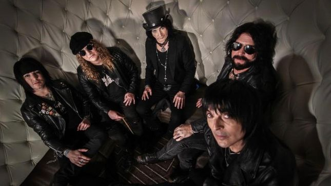 "L.A. GUNS – ""The Focus Is The Future And Not The Past"""