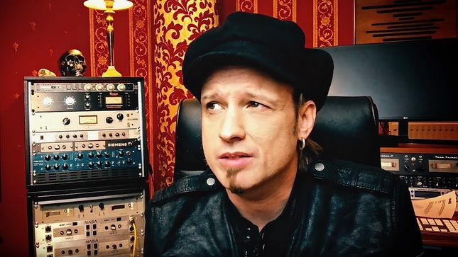 AVANTASIA Leader TOBIAS SAMMET Shares More Insight On Upcoming Moonglow Album; Official Video Interview, Part 3