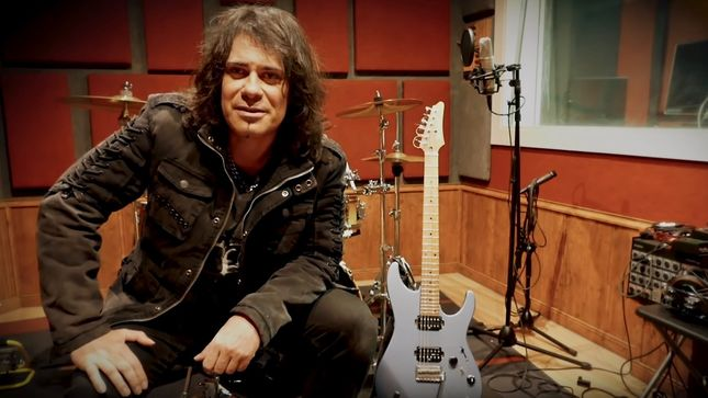 "LORDS OF BLACK Guitarist Tony Hernando's RESTLESS SPIRITS Release Music Video For ""Stop Livin' To Live Online"" Feat. JOHNNY GIOELI & DEEN CASTRONOVO"