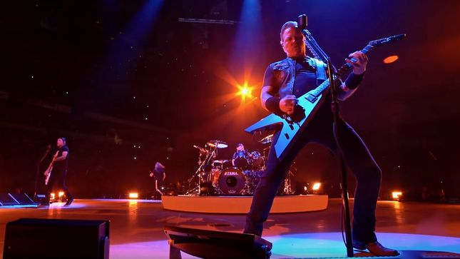 "METALLICA Get ""Hardwired"" In Little Rock; HQ Video Streaming"