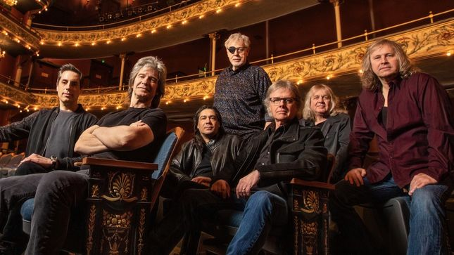 KANSAS To Begin Recording New Album In August; Point Of Know Return Anniversary Tour Resumes March 1st