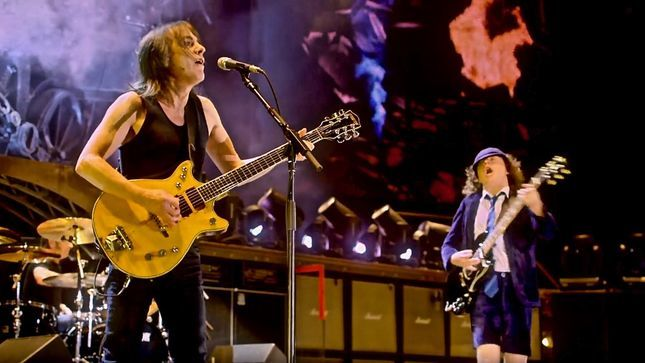"AC/DC - Upcoming Album Comfirmed To Be ""More Of A Tribute To MALCOLM YOUNG"""