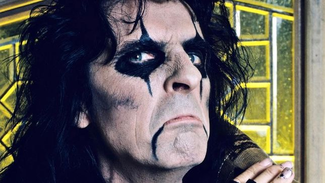 ALICE COOPER - Limited Edition Prints Up For Auction