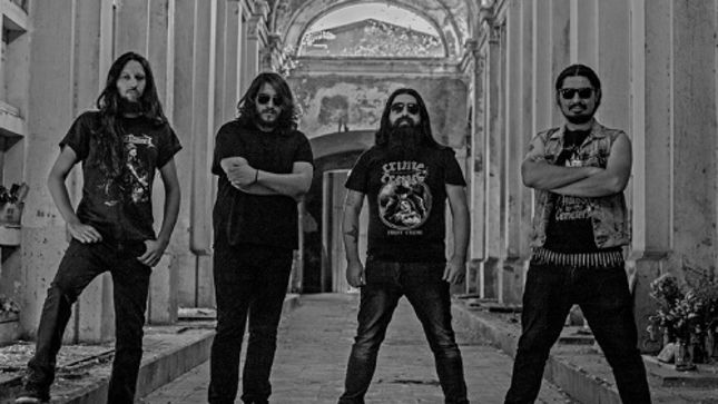 "SINS OF THE DAMNED Reveal New Song ""Take The Weapons"""