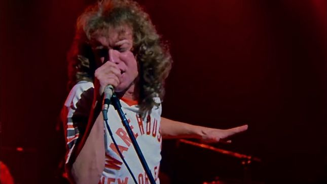"FOREIGNER - ""Hot Blooded"" Video From Upcoming Live At The Rainbow '78 Release Streaming"