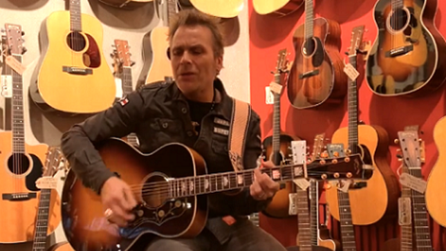 MIKE TRAMP - Video Of New Song