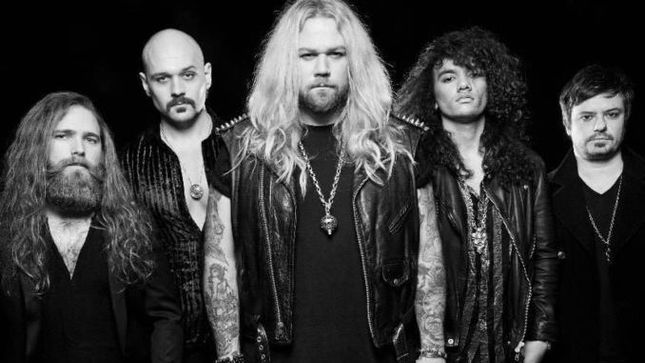 "INGLORIOUS Drummer PHIL BEAVER On Line-Up Changes - ""It's A Rock Band; There's Egos And People Have Different Opinions"""