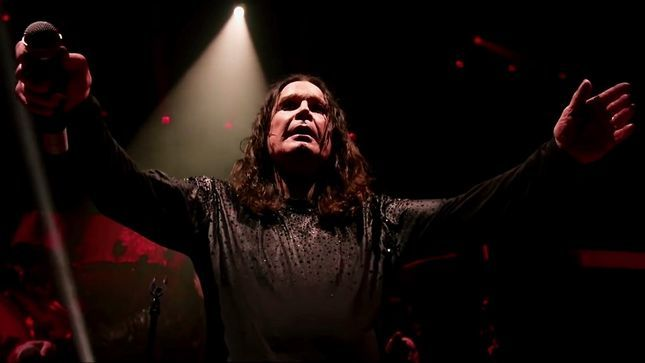 "OZZY OSBOURNE Rushed To Intensive Care Due To Health Concerns - ""The Worst Is Over"""