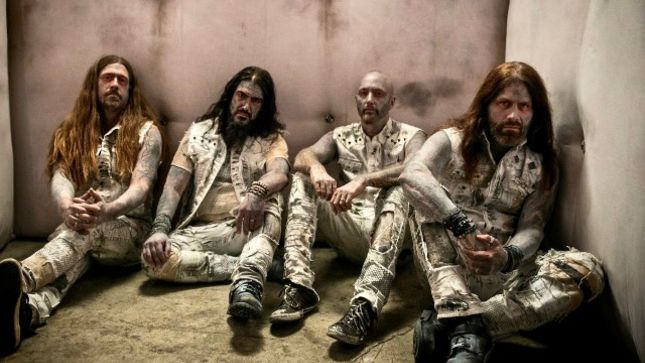 "PHIL DEMMEL Talks Departure From MACHINE HEAD - ""I Think ROBB FLYNN Strayed From The Path Of Being A Band"""