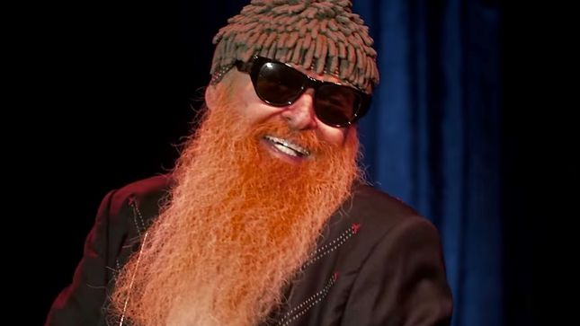 ZZ TOP Frontman BILLY GIBBONS Closes Out Season 4 Of Speakeasy; Preview Video Streaming