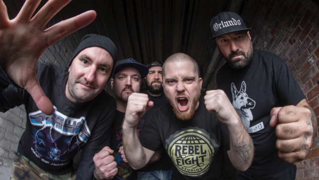 HATEBREED Announce Second Leg of 25th Anniversary Tour; Guests Include OBITUARY, MADBALL, AGNOSTIC FRONT, PRONG, SKELETAL REMAINS
