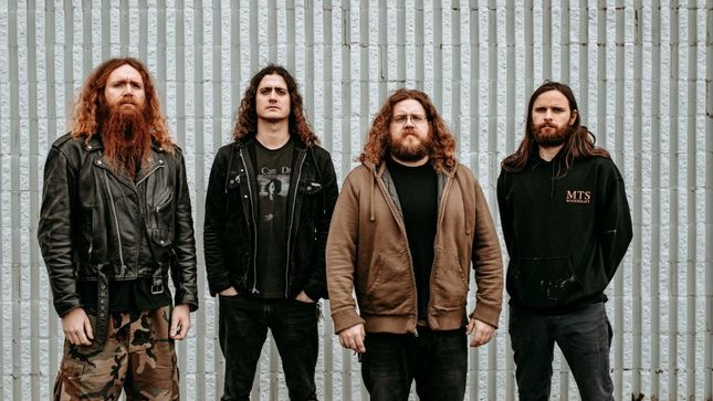 "INTER ARMA Announce Fourth Studio Album Sulphur English; New Song ""Citadel"" Streaming"