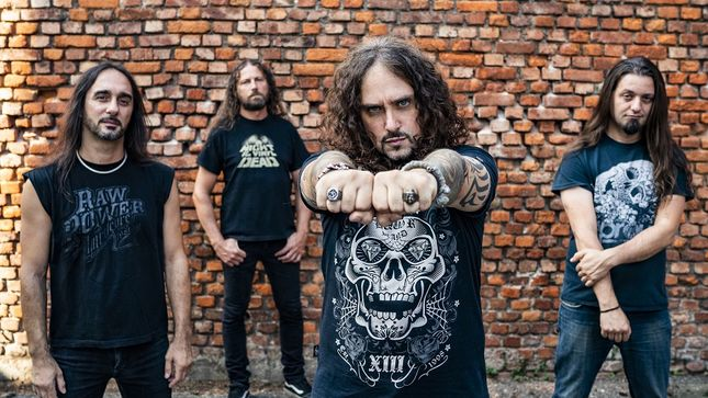 "EXTREMA Release ""Headbanging Forever"" Video"