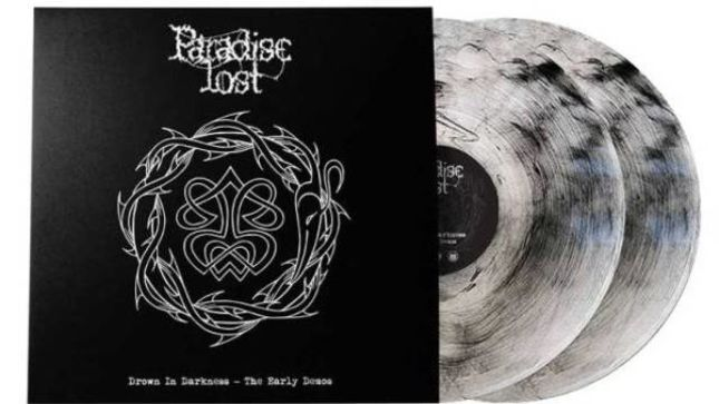 PARADISE LOST - Limited Edition Vinyl Double-LP Version Of Drown in Darkness – The Early Demos To Be Released On Record Store Day 2019