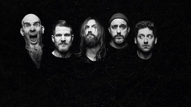 THE DAMNED THINGS Supergroup Featuring ANTHRAX, EVERY TIME I DIE, FALL OUT BOY Members Reveal New Lineup; High Crimes Album Due In April