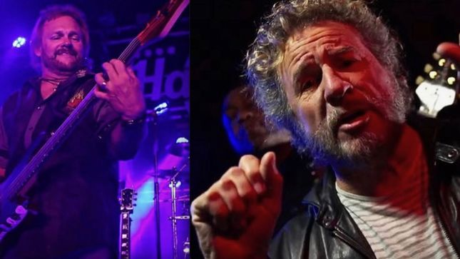ab0dc41f3fe SAMMY HAGAR On THE CIRCLE Bandmate MICHAEL ANTHONY s Possible Return To VAN  HALEN -