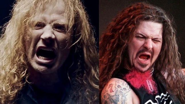 DAVE MUSTAINE Asked DIMEBAG DARRELL To Play In MEGADETH -