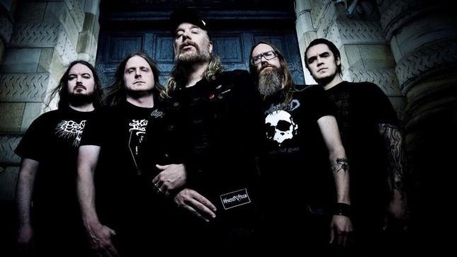 AT THE GATES - Eight Songs Demoed For Next Album