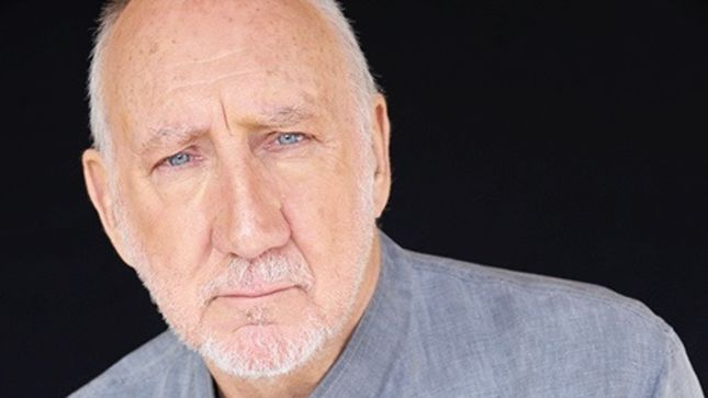 THE WHO Guitarist PETE TOWNSHEND To Release Debut Novel, The Age Of Anxiety, In November