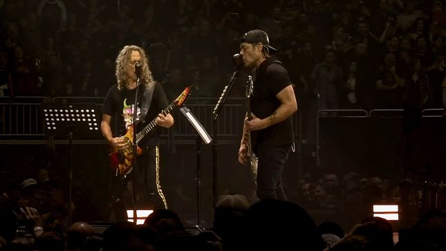 METALLICA Celebrates DAVID GILMOUR With Cover Of PINK FLOYD's